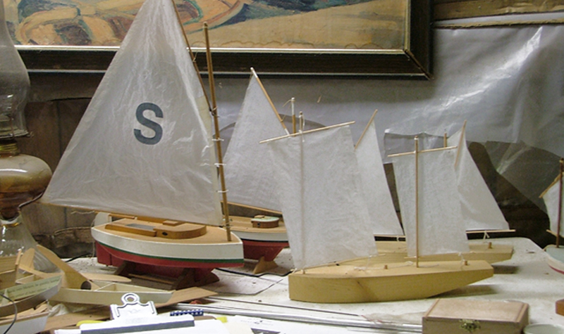 Seaworthy Small Ships - Wooden Model Boat Kits - Wooden ...