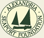 logo alexandria seaport foundation