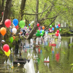 MAY 2 2020 Tilley Pond Model Boat Regatta