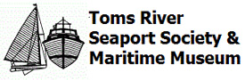 logo toms river seaport society