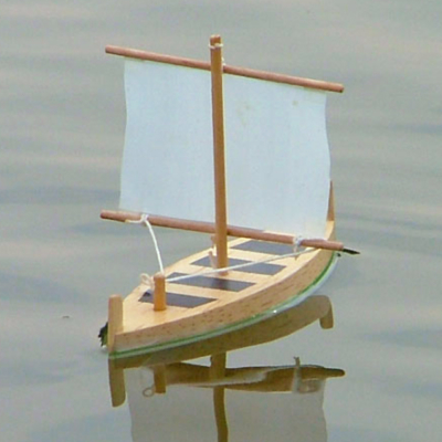 VIKING 5 1/4″ Viking Long Ship