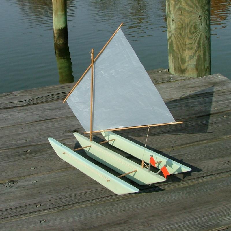 Seaworthy Small Ships - Wooden Model Boat Kits - Wooden