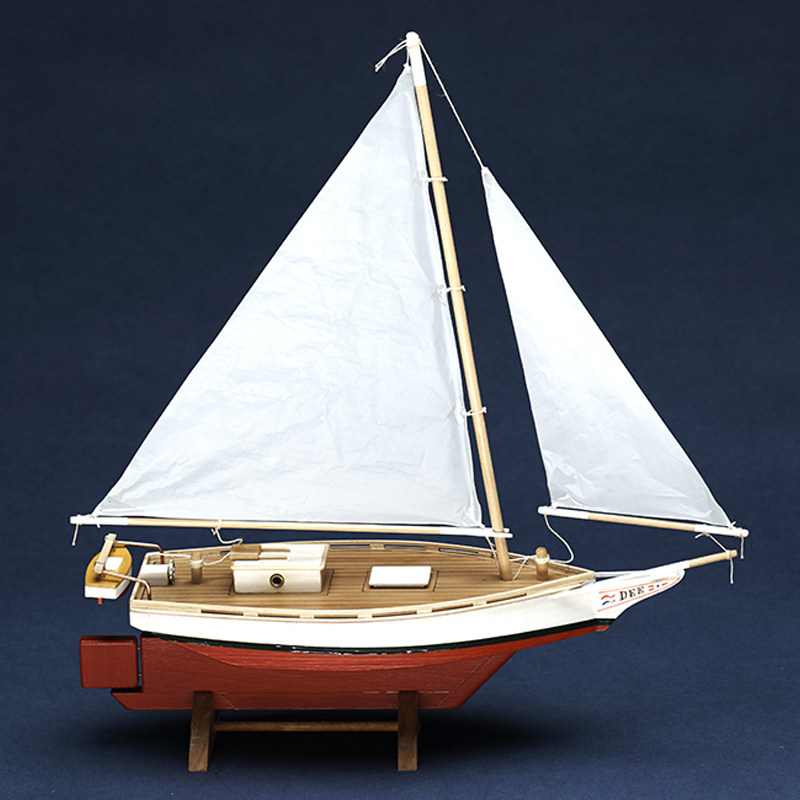 SKIPJACK 12″ Sailboat