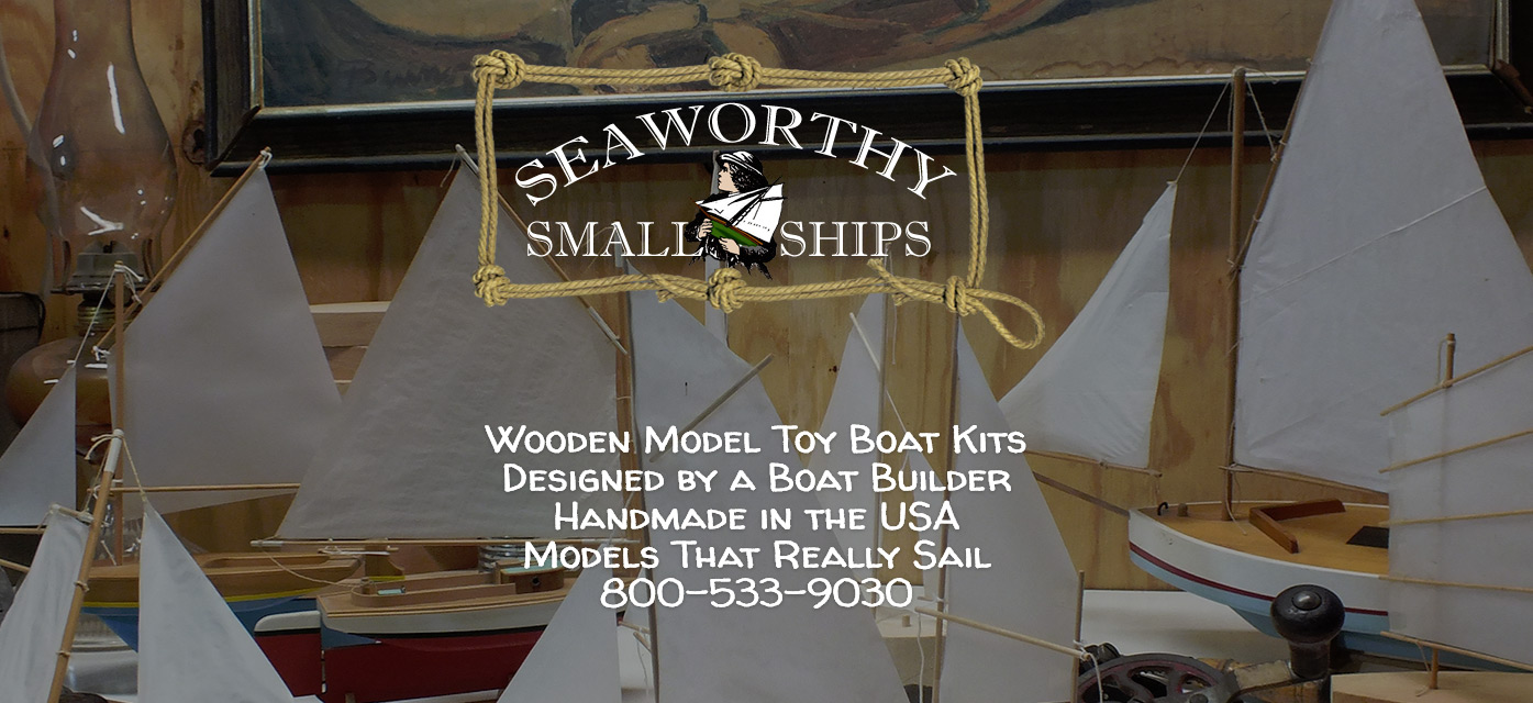 Our Products - Wooden Model Toy Boat Kits Seaworthy Small Ships