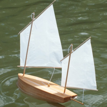 YAWL 11″ Two-Masted Sailboat