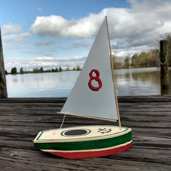 BERMUDA 8″ Sailboat